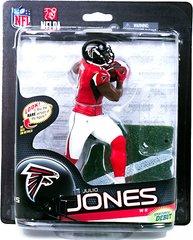 McFarlane NFL Series 33 Julio Jones Atlanta Falcons