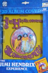 McFarlane 3D Album Cover - Jimi Hendrix - Are You Experienced?