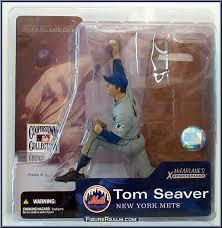 McFarlane MLB Series 1 Cooperstown Tom Seaver NY Mets
