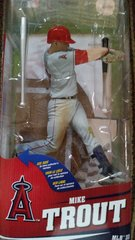McFarlane MLB Series 33 Mike Trout Los Angeles Angels Collectible Bronze