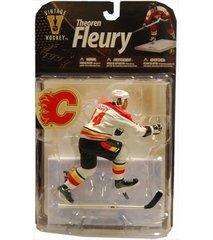 McFarlane NHL Legends Series 8 Theoren Fleury Calgary Flames Variant