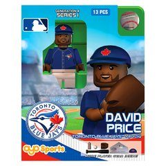 OYO MLB Gen 4 Series 1 David Price Blue Jays Minifigure