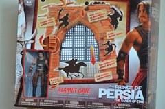 McFarlane - Prince of Persia - Alamut Gate with Dastan Playset