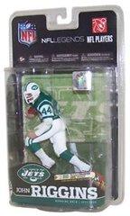McFarlane NFL Series 6 Legends John Riggins NY Jets Variant