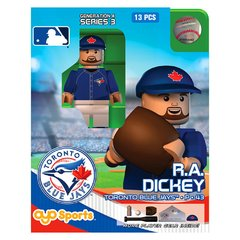 OYO MLB Gen 4 Series 3 R.A. Dickey Blue Jays Minifigure