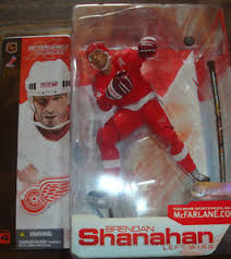 McFarlane NHL Series 4 Brendan Shanahan Detroit Red Wings