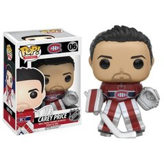 Funko Pop! Hockey NHL Vinyl Figure Carey Price Montreal Canadiens Canadian Exclusive Home Jersey
