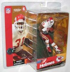 McFarlane NFL Series 6 Priest Holmes Kansas City Chiefs