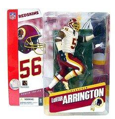 McFarlane NFL Series 12 LaVar Arrington Washington Redskins Variant