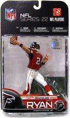 McFarlane NFL Series 22 Matt Ryan Atlanta Falcons