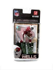 McFarlane NFL Series 23 Beanie Wells Arizona Cardinals Exclusive