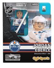 OYO NHL Gen 2 Ser 3 Edmonton Oilers Jordan Eberle