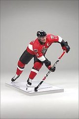McFarlane NHL Series 22 Daniel Alfredsson Ottawa Senators