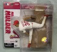 McFarlane MLB Series 14 Mark Mulder St Louis Cardinals