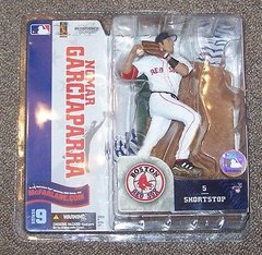 McFarlane MLB Series 9 Nomar Garciaparra Boston Red Sox Variant