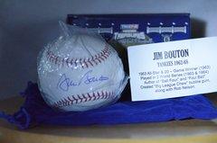 Hidden Treasures Baseball Bronx Edition Series 6 Jim Bouton