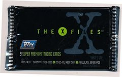 1995 Topps The X Files Series One Trading Card