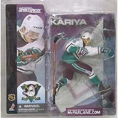 McFarlane NHL Series 1 Paul Kariya Anaheim Ducks Super Chase