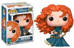Funko Pop! Disney: Brave - Merida #324 (package slightly warped)