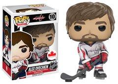 Funko Pop! Hockey NHL Vinyl Figure Alex Ovechkin Washington Capitals Canadian Exclusive Away Jersey