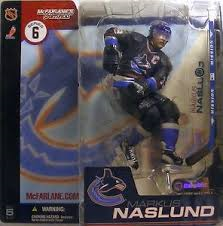 McFarlane NHL Series 6 Markus Naslund Vancouver Canucks