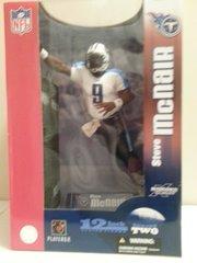 "McFarlane NFL 12"" Steve McNair Tennessee Titans"