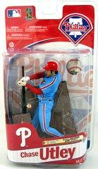 McFarlane MLB Series 27 Chase Utley Philadelphia Phillies Bronze Variant