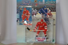 Starting Lineup Steve Yzerman