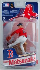 McFarlane MLB Series 28 Daisuke Matsuzaka Boston Red Sox Bronze Collector