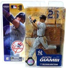 McFarlane MLB Series 5 Jason Giambi NY Yankees