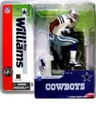 McFarlane NFL Series 10 Roy Williams Dallas Cowboys