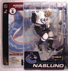 McFarlane NHL Series 6 Markus Naslund Vancouver Canucks Chase