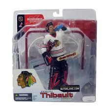 McFarlane NHL Series 4 Jocelyn Thibault Chicago Blackhawks