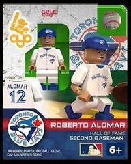 OYO MLB Series 1 Roberto Alomar Blue Jays Hall of Fame Minifigure