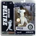 McFarlane MLB Series 12 Adrian Beltre Seattle Mariners