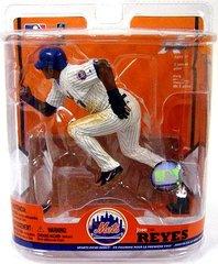 McFarlane MLB Series 22 Jose Reyes NY Mets (Black & Blue Wristband Variant)