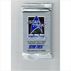 1991 Star Trek Original TV Series 25th Anniversary Trading Cards