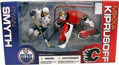 McFarlane NHL 2-pack Ryan Smyth Oilers/ Mikka Kiprusoff Flames