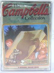 1995 The Campbell's Collection Trading Cards Foil Pack