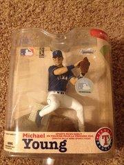 McFarlane MLB Series 21 Michael Young Texas Rangers