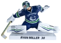 "Imports Dragon Ryan Miller Vancouver Canucks 6"" Figure"