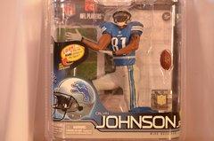 McFarlane NFL Series 30 Calvin Johnson Detroit Lions