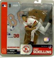 McFarlane MLB Series 10 Curt Schilling Boston Red Sox