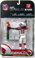 McFarlane NFL Series 20 Larry Fitzgerald Arizona Cardinals