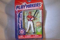 McFarlane MLB Playmakers Series 4 Bryce Harper Washington Nationals