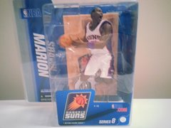 McFarlane NBA Series 8 Shawn Marion Phoenix Suns