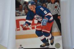 NHL 8x10 Photo Teemu Selanne