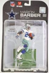 McFarlane NFL Series 19 Marion Barber Dallas Cowboys Blue Glove Variant
