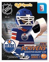 OYO NHL Gen 1 Series 1 Ben Scrivens Edmonton Oilers Minifigure