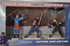 Starting Lineup Wayne Gretzky 3-pack